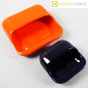 Gabbianelli, set posacenere arancio e blu (4)