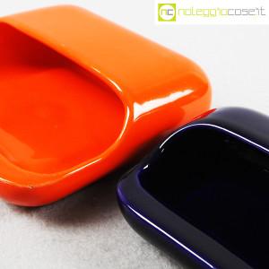Gabbianelli, set posacenere arancio e blu (7)