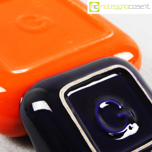 Gabbianelli, set posacenere arancio e blu (9)