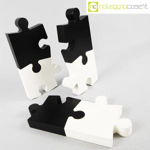 Puzzle enorme in legno bianco e nero (3)