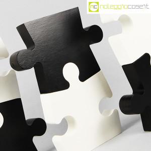Puzzle enorme in legno bianco e nero (9)