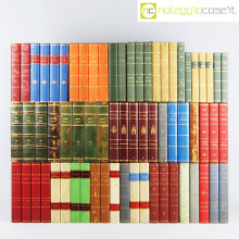 Libri finti decorativi set 02