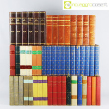 Libri finti decorativi set 01