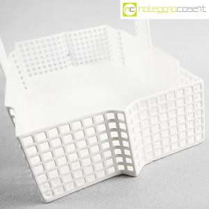 Bieffeplast, cestino centrotavola bianco, Josef Hoffmann (6)