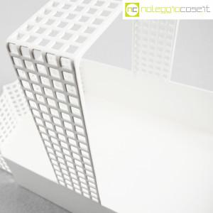 Bieffeplast, cestino centrotavola bianco, Josef Hoffmann (7)