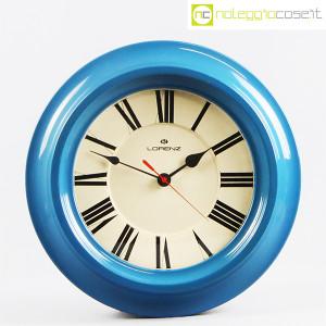 Lorenz, orologio da muro blu (1)