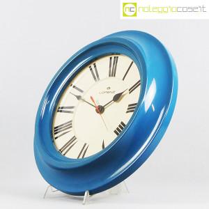 Lorenz, orologio da muro blu (2)
