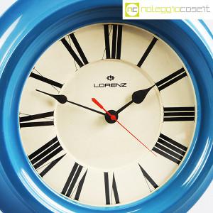 Lorenz, orologio da muro blu (5)