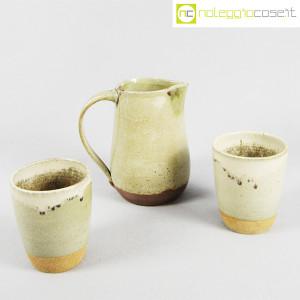 Manuele Parati, brocca e coppia tazze (1)