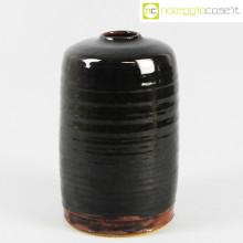Manuele Parati grande vaso nero