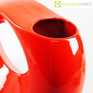 Parravicini Ceramiche, vaso rosso con buco (8)