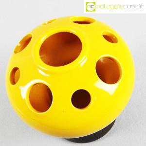 Vaso a fungo giallo marrone (4)