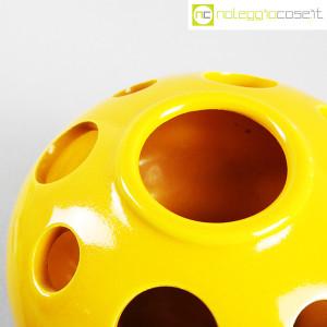 Vaso a fungo giallo marrone (6)