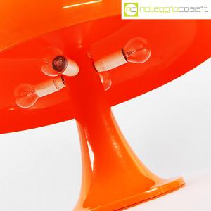 Artemide, lampada Nesso arancio, Giancarlo Mattioli (7)