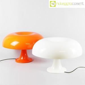 Artemide, lampada Nesso arancio, Giancarlo Mattioli (9)