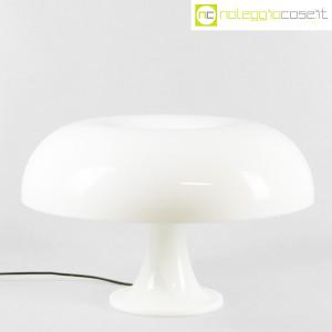 Artemide, lampada Nesso bianco, Giancarlo Mattioli (1)
