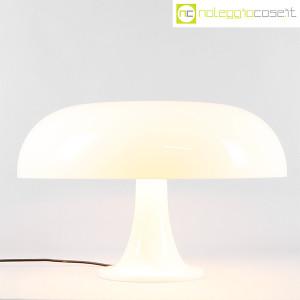 Artemide, lampada Nesso bianco, Giancarlo Mattioli (2)