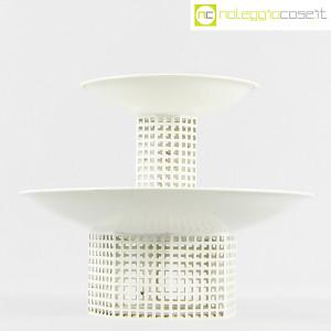 Bieffeplast, alzata colore bianco, Josef Hoffmann (2)