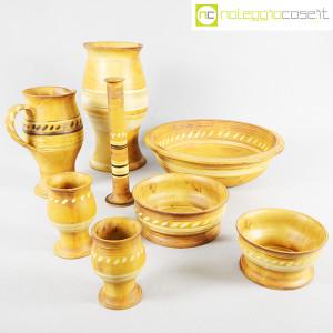 Ceramiche Franco Pozzi, set in ceramica serie le Terre, Ambrogio Pozzi (3)