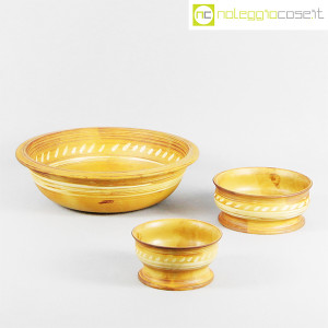 Ceramiche Franco Pozzi, set in ceramica serie le Terre, Ambrogio Pozzi (6)