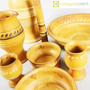 Ceramiche Franco Pozzi, set in ceramica serie le Terre, Ambrogio Pozzi (7)