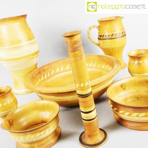 Ceramiche Franco Pozzi, set in ceramica serie le Terre, Ambrogio Pozzi (8)