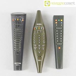 Saba, Telefunken, Normende, set telecomandi, Philippe Starck (1)