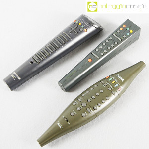 Saba, Telefunken, Normende, set telecomandi, Philippe Starck (2)