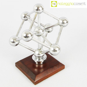 Atomium modello in metallo (1)
