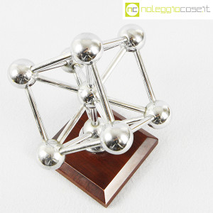 Atomium modello in metallo (4)