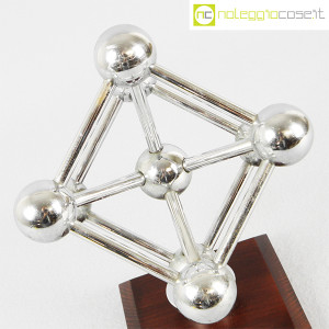 Atomium modello in metallo (5)