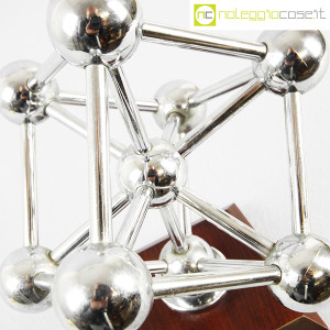 Atomium modello in metallo (8)