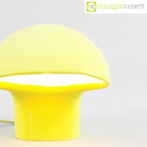 Ceramiche Brambilla, lampada in ceramica gialla, Angelo Mangiarotti (5)