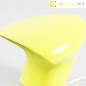 Ceramiche Brambilla, lampada in ceramica gialla, Angelo Mangiarotti (8)