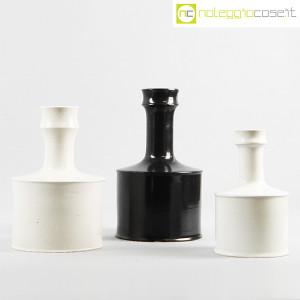 Ceramiche Bucci, vaso brocca nero, Franco Bucci (9)