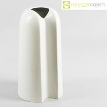 Ceramiche Pozzi vaso alto bianco