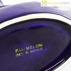 F.lli Meloni (San Marino), vaso in ceramica blu grande (9)