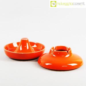 Gabbianelli, posacenere arancione Progetto OPI (5)