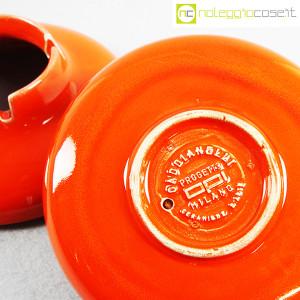 Gabbianelli, posacenere arancione Progetto OPI (9)
