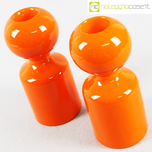 Gabbianelli, set candelieri serie Liisi arancione, Liisi Beckmann (3)