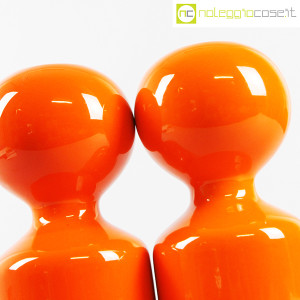 Gabbianelli, set candelieri serie Liisi arancione, Liisi Beckmann (5)