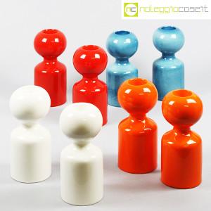 Gabbianelli, set candelieri serie Liisi arancione, Liisi Beckmann (9)