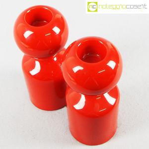 Gabbianelli, set candelieri serie Liisi rossi, Liisi Beckmann (4)
