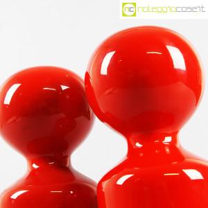 Gabbianelli, set candelieri serie Liisi rossi, Liisi Beckmann (5)