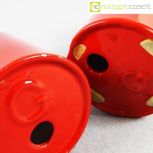 Gabbianelli, set candelieri serie Liisi rossi, Liisi Beckmann (8)
