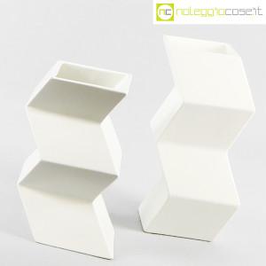 Milesi Ceramiche, coppia vasi a zig-zag (3)