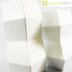 Milesi Ceramiche, coppia vasi a zig-zag (6)
