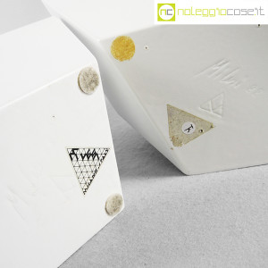Milesi Ceramiche, coppia vasi a zig-zag (8)
