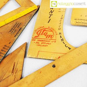Strumenti da sartoria in legno (9)
