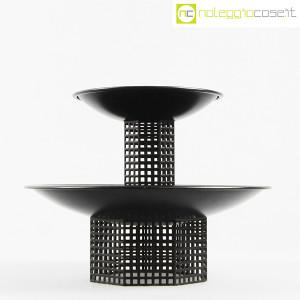 Bieffeplast, alzata colore nero, Josef Hoffmann (2)